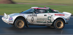 Steve Perez, Lancia Stratos (Neil M Cross) Tags: rally croft lancia perez steveperez croftcircuit lanciastratos