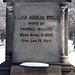 Flora Stone Mather cenotaph detail - Stone Memorial - Lake View Cemetery