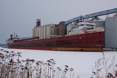 Str. American Victory Superior, WI (wisconsinrails) Tags: wisconsin boat superior freighter americanvictory twinports americansteamship