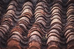 Tiles (Northaway Photography) Tags: abstract texture pattern patterns tiles clay rough