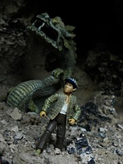 Wan Li and the Gateway of the Forbidden Dragon (Geek Creek) Tags: toys actionfigures indianajones hasbro wanli shortround toyphotography