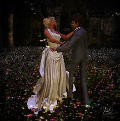 February the 4th  (Vita Camino) Tags: wedding dance camino sl secondlife anthony vita gartner junbug secondlife:parcel=thelookingglasshttpwwwjmrartcomthelookingglass