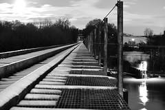 DSC_8640 (FirehawkNS) Tags: bridge snow river nc traintracks tracks northcarolina fullmoon moonrise snowday trainbridge moonshine movingclouds mountholly moonandclouds catawbariver gastoncounty winterinnc