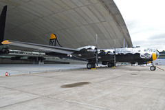 Photo of Boeing B-29A Superfortress �461748 / Y� �It�s Hawg Wild� (G-BHDK)