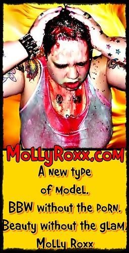 Bbw molly playing
