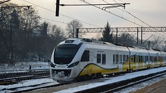 Impuls (Je) Tags: station ezt impuls pkp plk 31we
