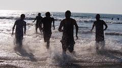 Splash (Rahul Chhiber) Tags: ocean sea beach water coast konkan diveagar