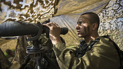 Bedouin Reconnaissance Battalion Training (Israel Defense Forces) Tags: fields soldiers bedouins idf bedouin reconnaissance idfsoldiers southernisrael southerncommand