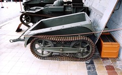 "Renault UE Tankette 30 • <a style=""font-size:0.8em;"" href=""http://www.flickr.com/photos/81723459@N04/24447784622/"" target=""_blank"">View on Flickr</a>"