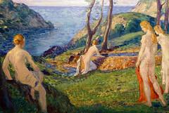 Davies, Nudes in a Landscape