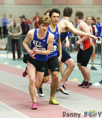 McGill University Team Challenge Athletics 2016 - 4x400m Relay (Danny VB) Tags: athletics cis mcgill relay trackandfield carabins teamchallenge