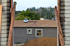 Hole in the Hills (Pedestrian Photographer) Tags: park house beer 50mm los construction angeles jan walk hill echo under january hills dirt pile housing 50 residential crawl 2x4 ribbet 2016 dsc5687 dsc5687b