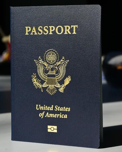 U.S.A. Passport, From FlickrPhotos