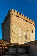 DSC3076 Torre del Homenaje del Castillo de Arvalo, siglo XV (vila) (ramonmunoz_arte) Tags: de isabel castillo avila castilla arvalo