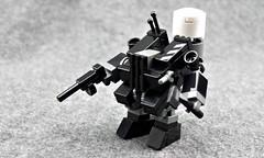 "AN203 ""Oprichnik"" (Deltassius) Tags: mobile robot war lego space military frame scifi zero mecha mech mfz mf0"
