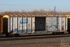 It's Not What It Appears to Be (jwjordak) Tags: graffiti us unitedstates pennsylvania boxcar northeast rbox freightcar 31943 fge solidcold