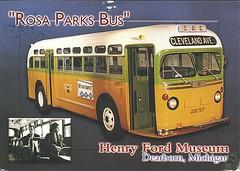 05 Choke (Rocky's Postcards) Tags: bus postcard alabama protest american montgomery choke boycott civilrights rosaparks henryfordmuseum 2857