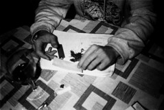 17- Fuorisede (Gattacicova92) Tags: street italy white black film monochrome contrast analog 35mm essay italia documentary rangefinder olympus iso story hp5 analogue asa xa racconto rodinal 800 bianco ilford zuiko nero analogica sud olympusxa storytelling argentique reportage photoessay contrasto pellicola rullino filmisnotdead meridione olympusxa3 selfdevelop telemetro fuorisede filmisalive raccontofotografico xae believeinfilm