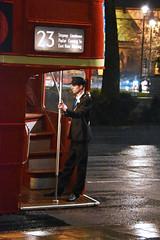 DSC_0376a (Sou'wester) Tags: bus london buses westminster vintage housesofparliament bigben historic nostalgia preserved publictransport veteran lrt lt tle preservation psv londontransport tfl timelineevents