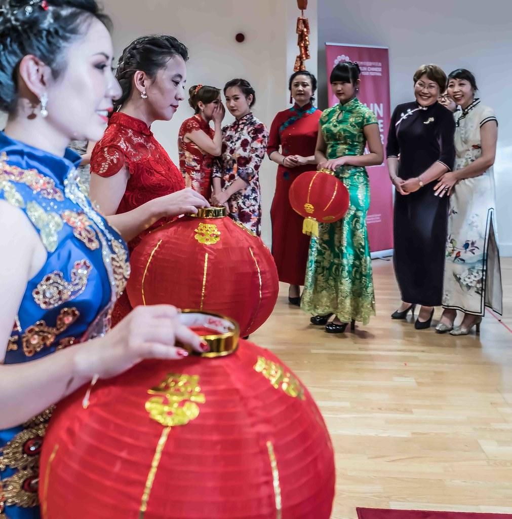 CHINESE COMMUNITY IN DUBLIN CELEBRATING THE LUNAR NEW YEAR 2016 [YEAR OF THE MONKEY]-111621