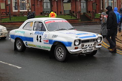 Ford Escort Mk1 (DaveWilcock) Tags: west ford rally north stages escort fleetwood mk1 northweststagesrally2016
