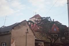 castle (Andrey Sze) Tags: trees winter castles film oldcity