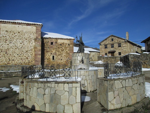 Fotografía Berta A. Senderismo Sermar por la ruta por el valle de Muda Palencia (9)