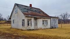 Livonia cottage (iluvweknds) Tags: county rural missouri mendota livonia unionville putnamcounty