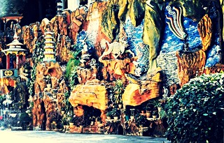 Tiger Balm Garden, Wan Chai, Hong Kong Island, December 1995 (4)