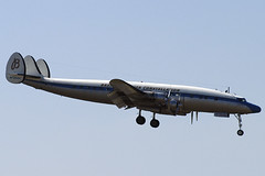 Breitling L-1049F-55 N73544 LBG 18/06/2005 (jordi757) Tags: paris nikon airplanes d100 lockheed lbg constellation avions breitling lebourget l1049 lfpb n73544