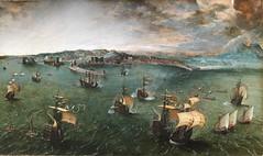 Battle in the Bay of Naples (lluisribesmateu1969) Tags: rome bruegel galleriadoriapamphilj