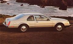 1984 Continental Mark VII