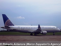 Embraer E-175 (E-170-200/LR) (Marco Zappatori's Agency) Tags: embraer unitedexpress mesaairlines e175 marcozappatorisagency robertoantenore prerf n87337