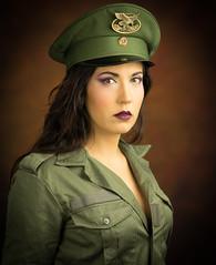 Lysa Gin par Pascal Chapuis (Lysa Gin _ Imaginatrice) Tags: portrait grenoble studio militaire lysagin pascalchapuis hetocy mars2016