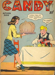 Candy 01 front cover (zigwaffle) Tags: candy humor teen comicbook 1947 comicmagazinespublishing