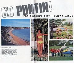 Pontins Holiday Camp 1965 advert (trainsandstuff) Tags: advertising retro advert 1960s holidaycentre pontins holidaycamp holidaycamps fredpontin