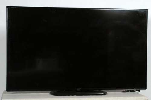 "Sharp 70"" AQUOS Flat Screen TV w/ WI-FI - $429.00"