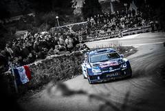 """Volkswagen Polo R WRC """"Sbastien Ogier-Julien Ingrassia (WRC Catalua 2015) (Nash FRosso) Tags: world sport race racecar volkswagen championship julien rally coche r wrc polo catalua motorsport sebastien sbastien 2015 julin ogier ingrassia ogierjulien"""