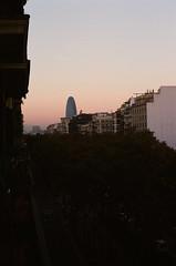 Torre Agbar (Rodrigo Piedra) Tags: barcelona espaa spain torreagbar agbar