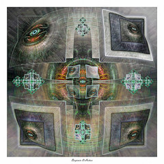 DMT Visual (Dr. C (Looking for a Publisher)) Tags: trip art design artwork vivid surreal fractal psychedelic visionary dmt