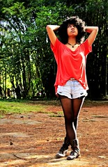(Hipierey) Tags: park woman nature day ibirapuera