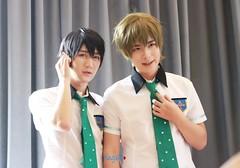 IMG_5182 (loveting65) Tags: cosplay free haruka hana cosplayer makoto baozi fanmeeting makoharu baozihana sgfm2016