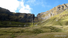 IMG_2032 (ppg_pelgis) Tags: road school ireland mountain march north sunny cliffs mining cave horseshoe derelict sligo benbulben 2016 cosligo slievemore gleniff
