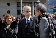 Minut de silenci.Suport al poble de Brusselles.23-03-2106 (Govern d'Andorra) Tags: andorra silenci blgica minut brusselles atemptats