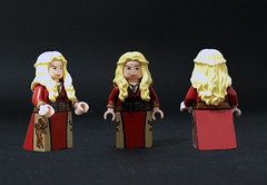 Cersei Lannister (billbobful) Tags: game ice fire lego song got thrones