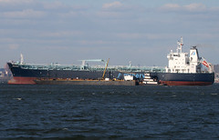 MINERVA ANTONIA in New York, USA. March, 2016 (Tom Turner - SeaTeamImages / AirTeamImages) Tags: nyc usa newyork water port harbor marine unitedstates harbour transport vessel spot anchorage pony maritime transportation anchor statenisland minerva bigapple tanker spotting waterway stapleton tomturner minervaantonia