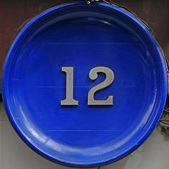 12 (Leo Reynolds) Tags: lumix panasonic number squaredcircle 12 twelve numberproperty xsquarex fz1000 xleol30x sqset128