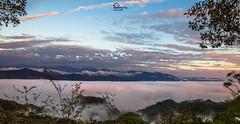 The wonderland in Miaoli Taiwan (danny210095) Tags: sunset sky cloud mountain taiwan   wonderland   miaoli     cloudsea