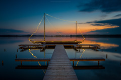 Rangsdorfer See (Sascha Gebhardt Photography) Tags: sea photoshop see nikon cc nikkor fx brandenburg steg d800 lightroom langzeitbelichtung 2470mm fototour lensinghouse