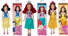 Hasbro Budget Princess (Christo3furr) Tags: white snow ariel fashion doll princess disney belle hasbro